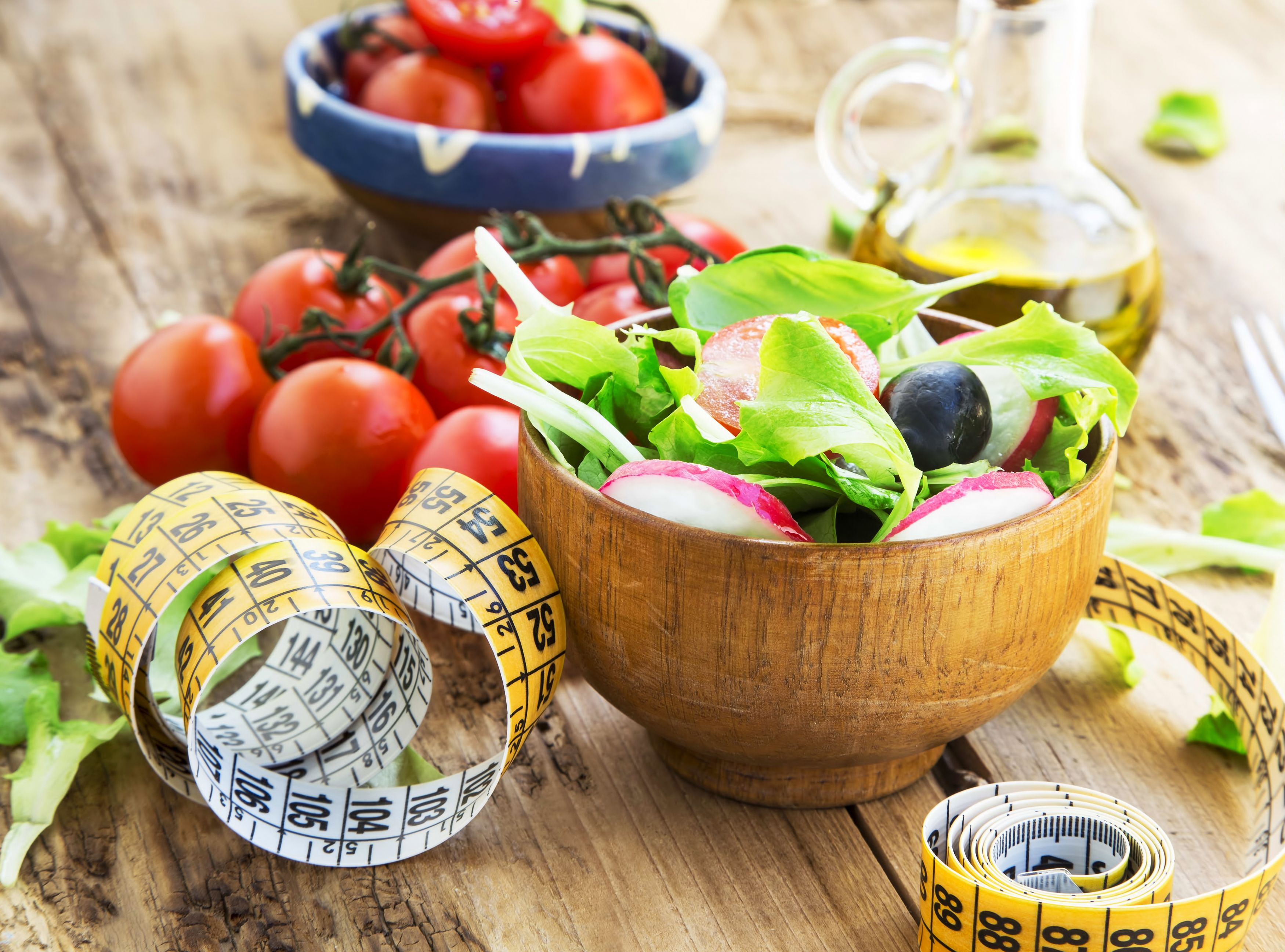 Tratamientos dietéticos: Dietética y Nutrición de Cristina Rodil Dietista-Nutricionista
