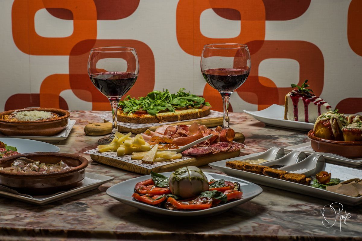 Restaurante de tapas en Valencia