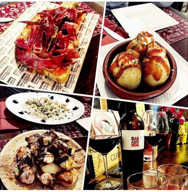 Cocina italo-española en Valencia