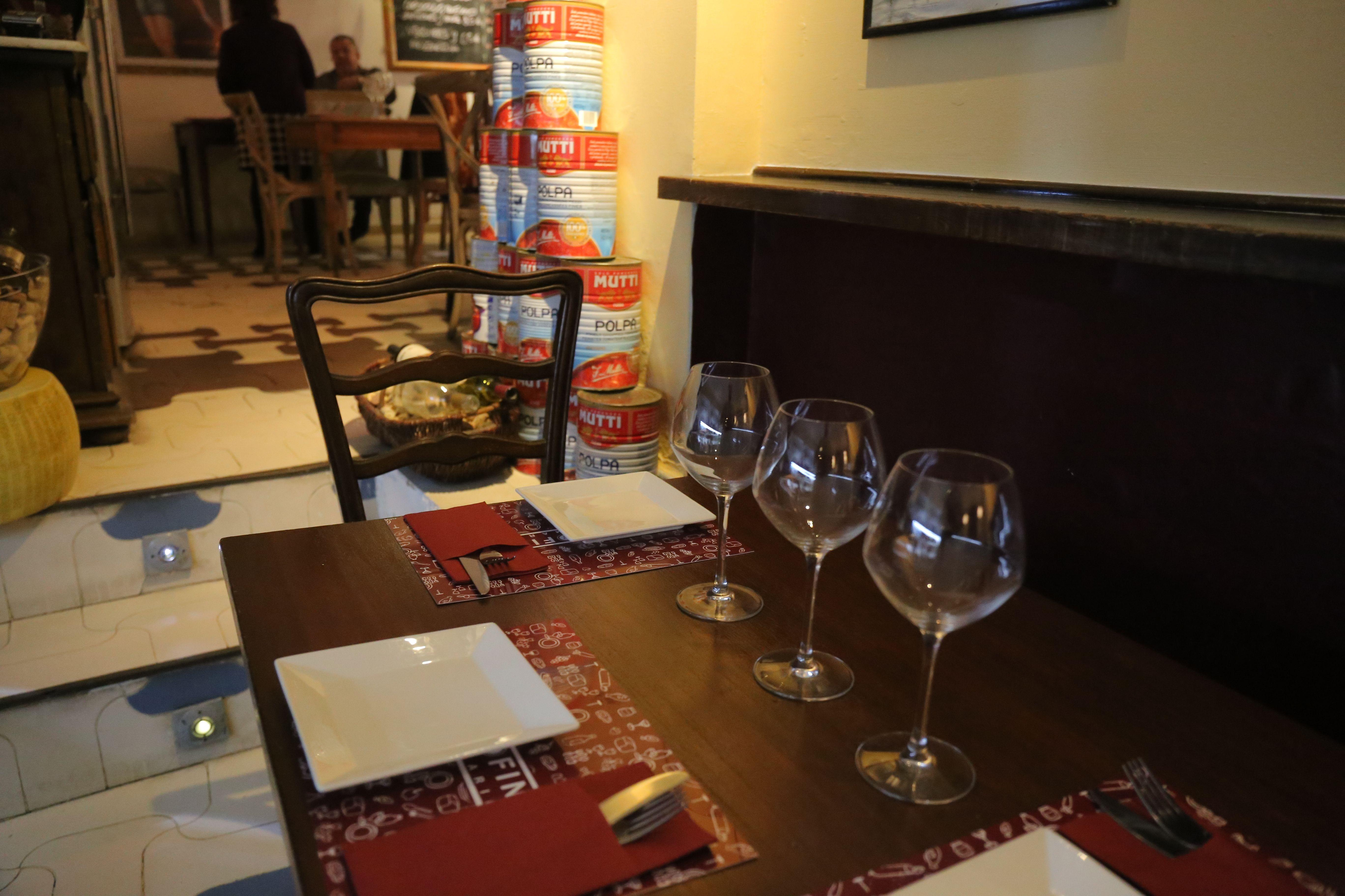 Foto 3 de Restaurantes en  | Tinto Fino Ultramarino