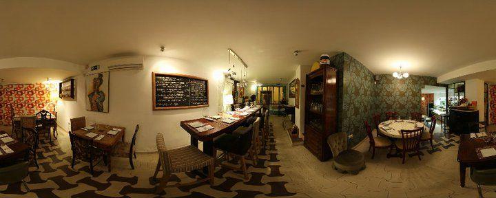 Restaurante con ambiente acogedor en Valencia