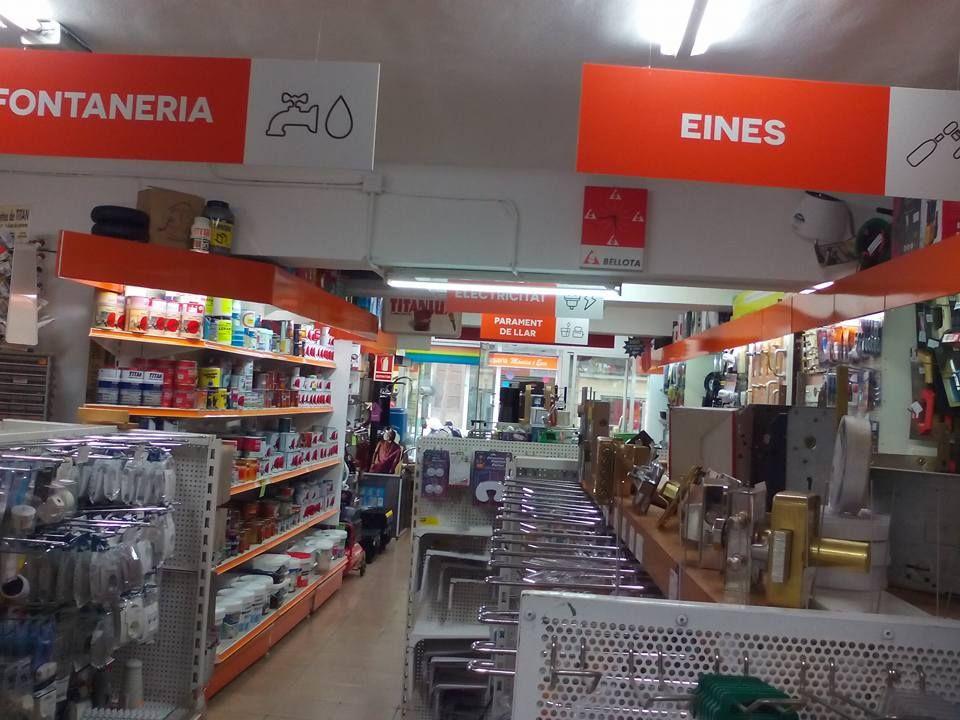Comprar material eléctrico Horta Guinardo Barcelona