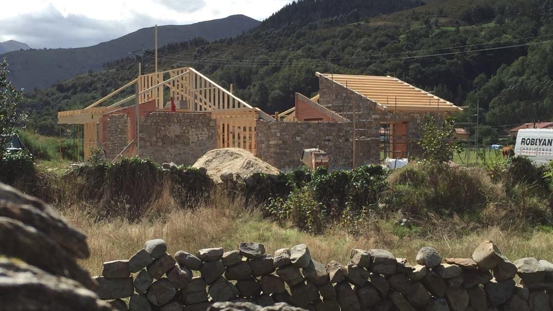 Resistentes estructuras de madera