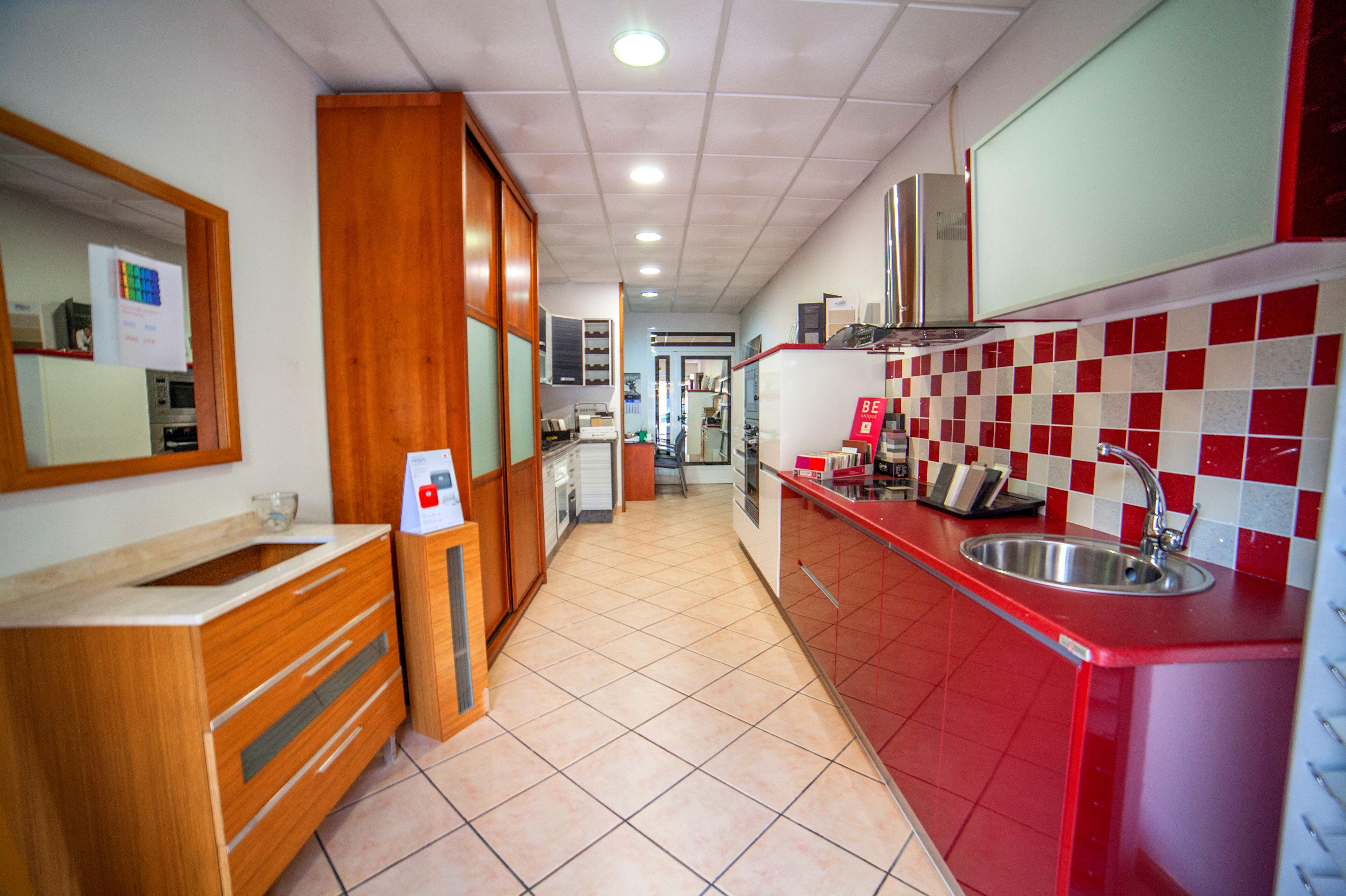Foto 2 De Muebles De Cocina En El Grao De Castell N Modul Grau  # Muebles Castellon
