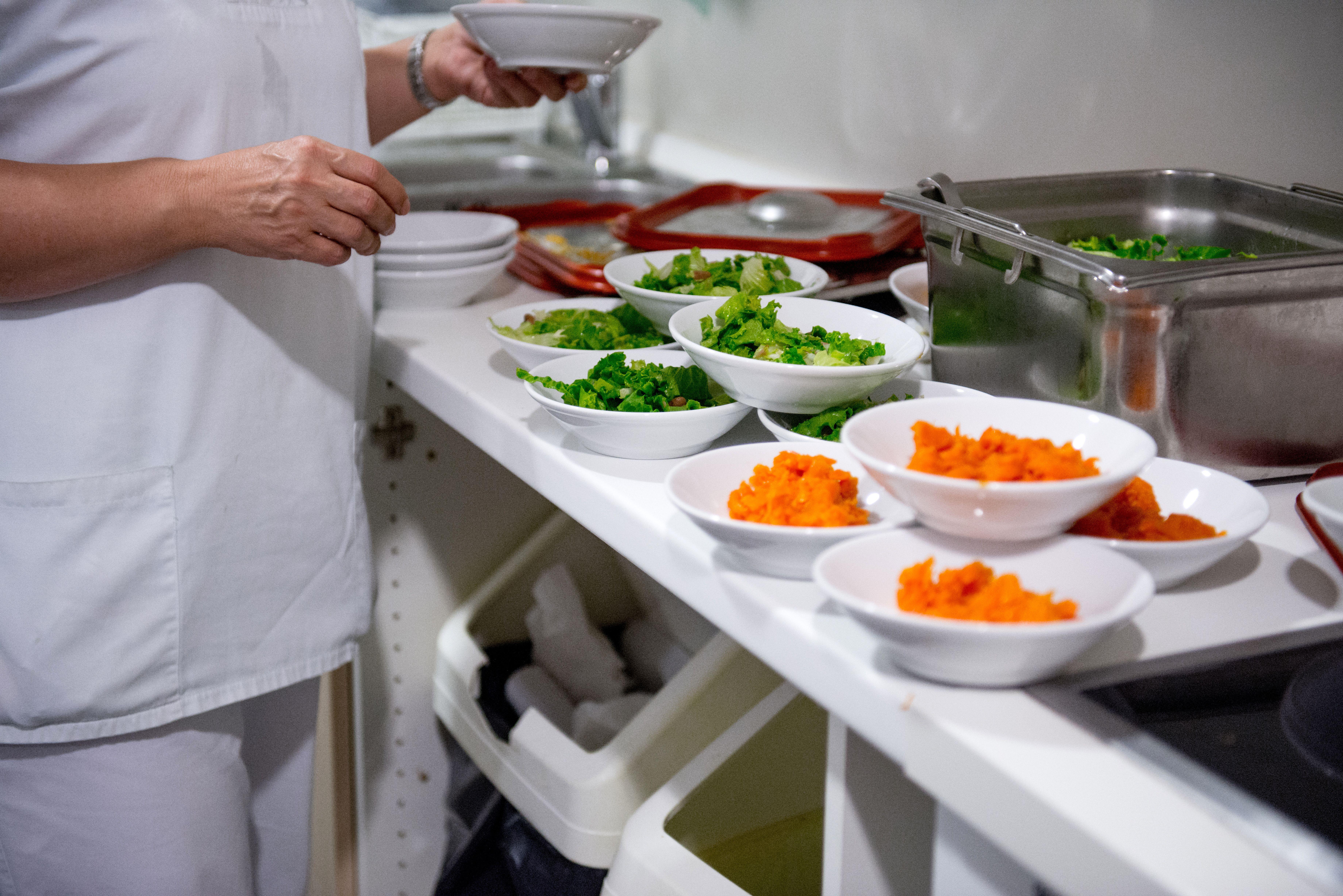 Comedores escolares: Servicios de IRCO