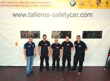 Taller de reparación del automóvil en Sevilla