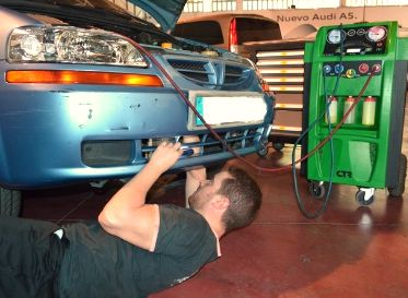 Electricidad del automóvil en Sevilla