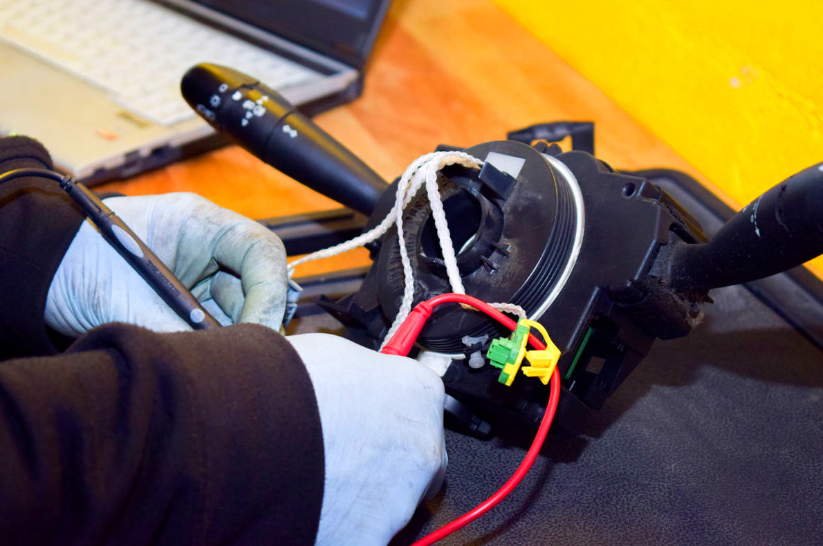 Diagnosis y electricidad: Nuestros servicios de Safety Car