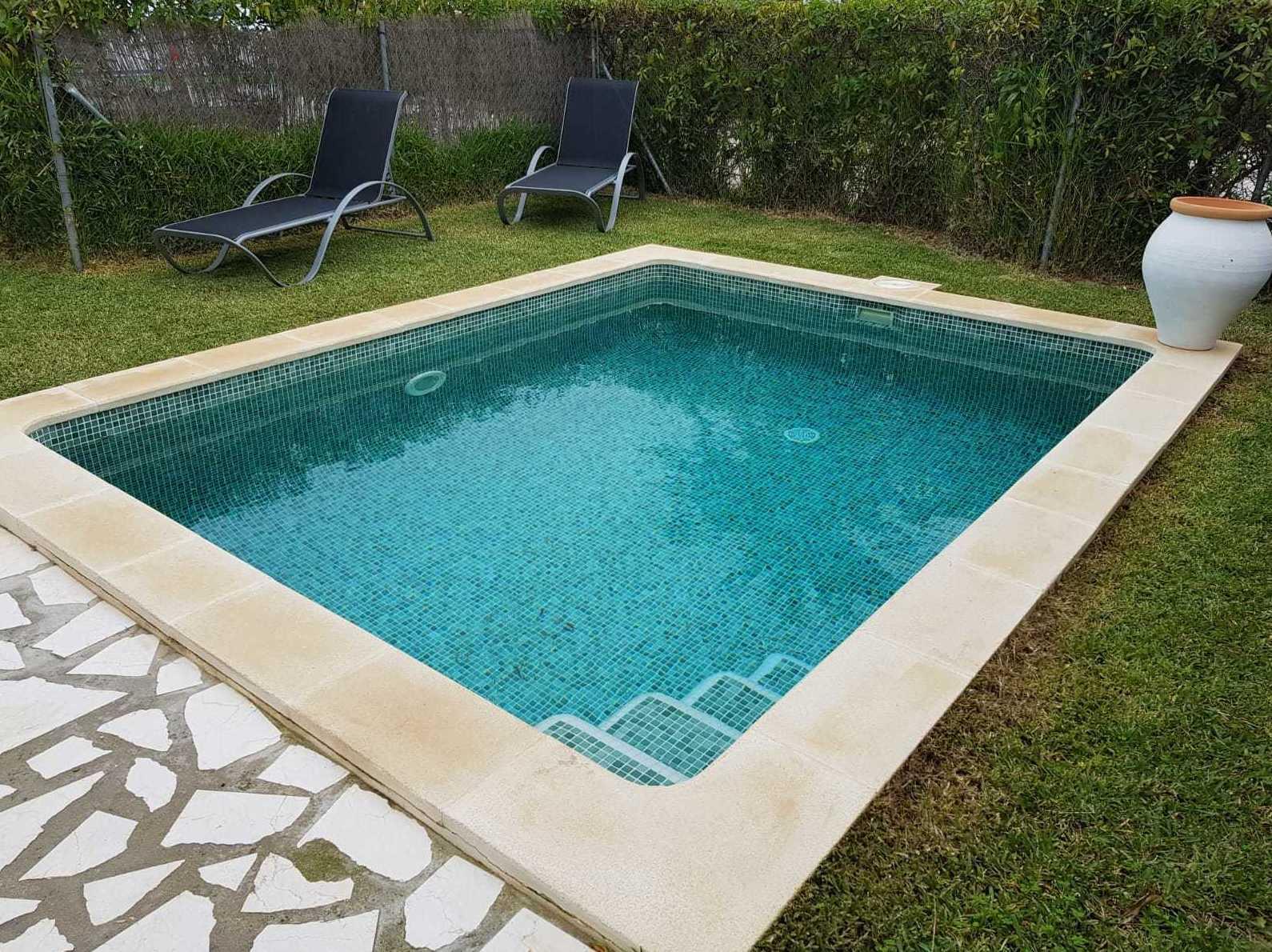 Foto 25 de Instalación de piscinas en  | Aiguanet Garden & Pool