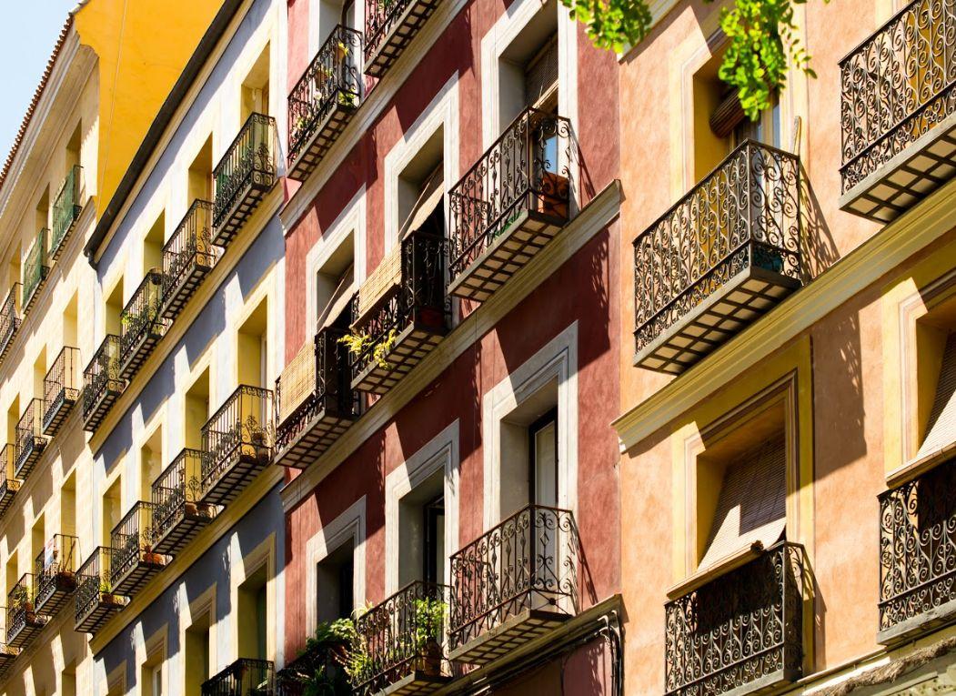 Rehabilitación de fachadas en Alicante