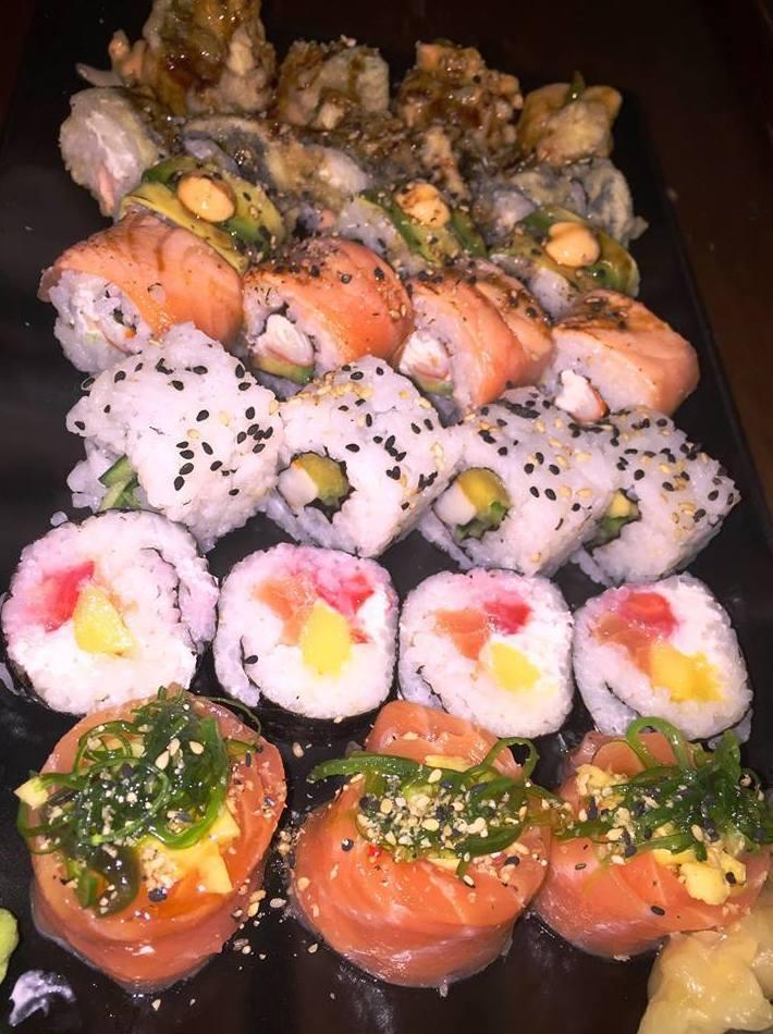 Restaurante con cocina japonesa en Ibiza