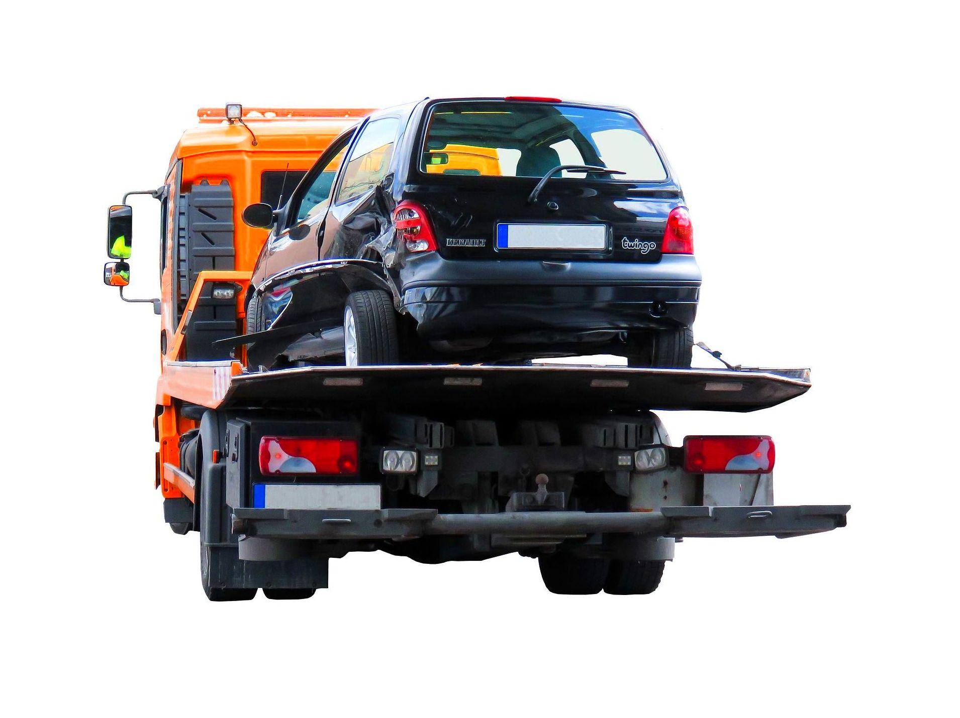 Reclamación de daños personales y materiales en accidentes de trafico