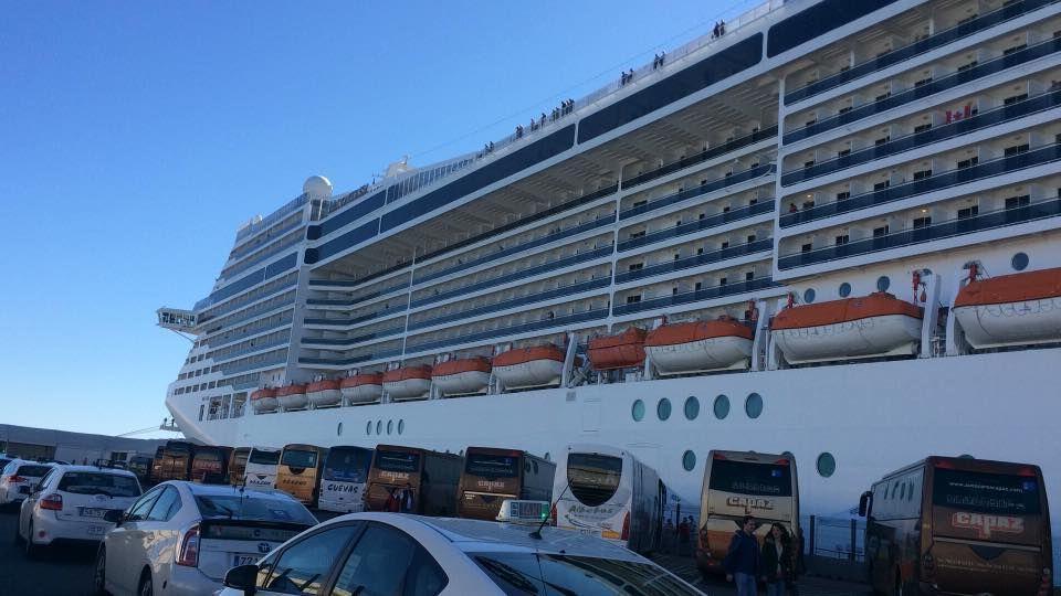 Cruceros con todas las navieras en Murcia