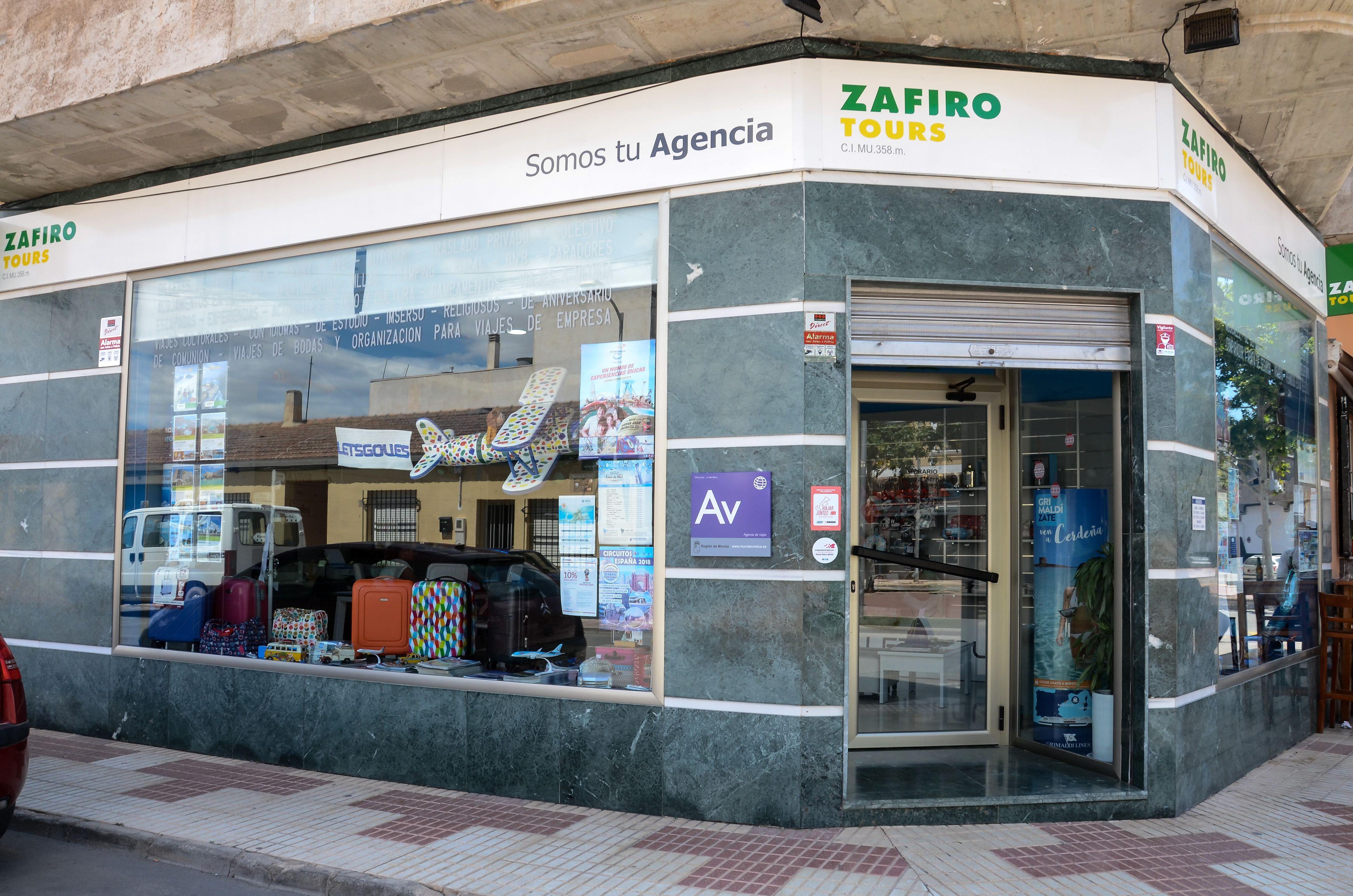 Agencia de viajes en Fuente Álamo de Murcia