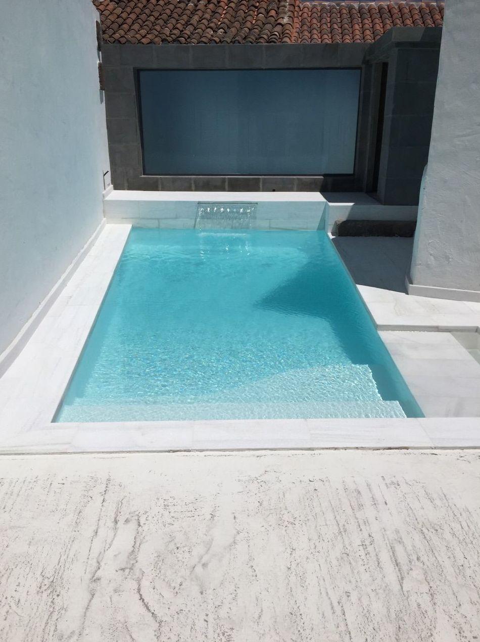 Piscinas y Plastificados Anhara, piscinas con la mejor relación calidad precio en Las Palmas