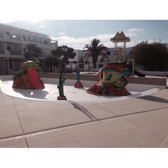 Piscinas infantiles: Servicios de Piscinas y Plastificados Anhara S.L.