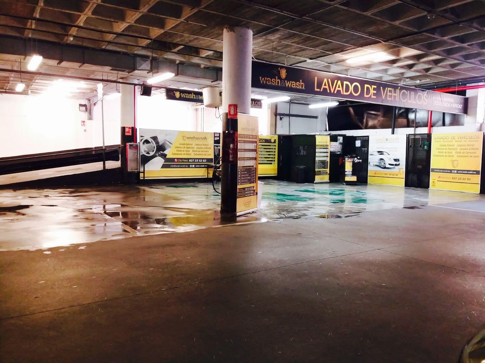 Limpieza de tapicerías de vehículos en Cáceres