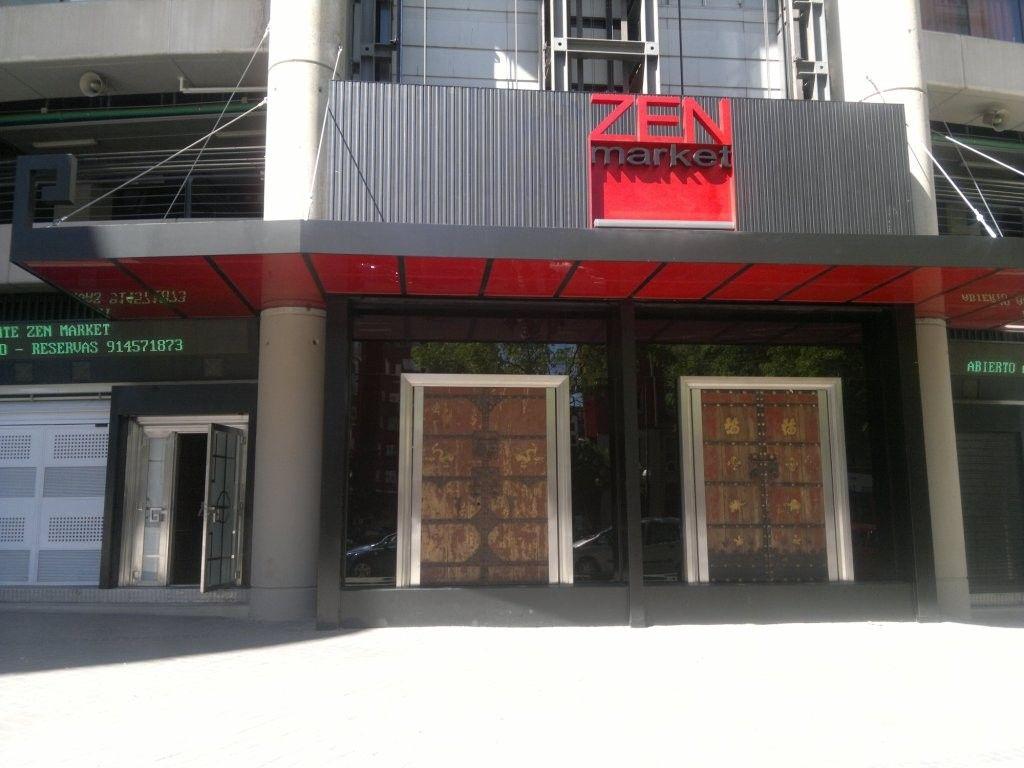 Recubrimiento fachadas Madrid