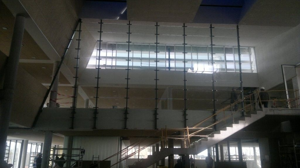 Cerrajería fachadas Madrid