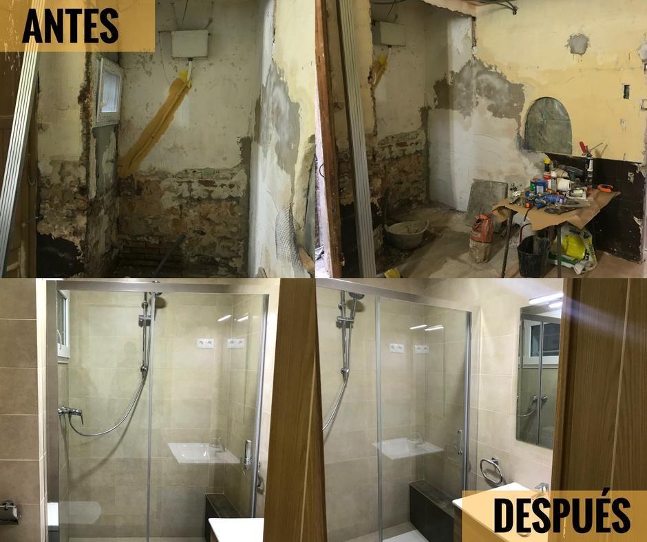Foto 4 de Albañilería y reformas en    Reformas Yuñics