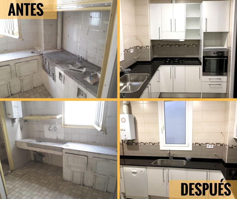 Foto 3 de Albañilería y reformas en  | Reformas Yuñics