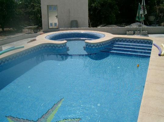 Restauración y reparación de piscinas