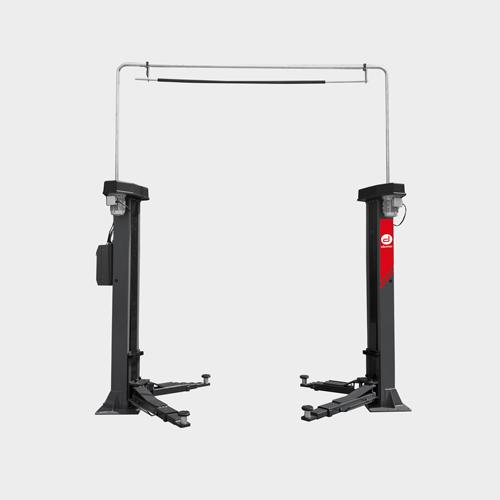Elevador dos columnas electo-mecánico sincrónico  4000 Kg: Productos de Maquidosa, S.L.
