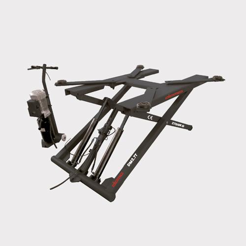 Elevador de tijera portátil 2700 Kg: Productos de Maquidosa, S.L.
