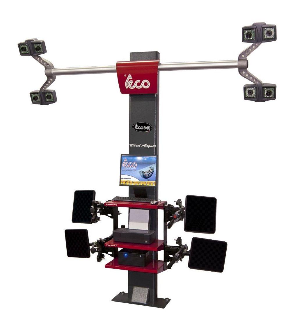 TECO 840 LIGHT ALINEADOR 3D-8 CAMARAS: Productos de Maquidosa, S.L.