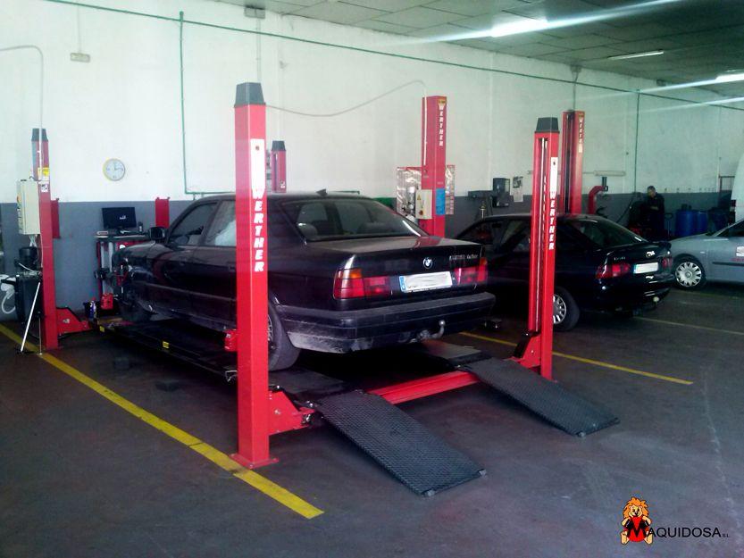 Elevadores de coches en Andalucía