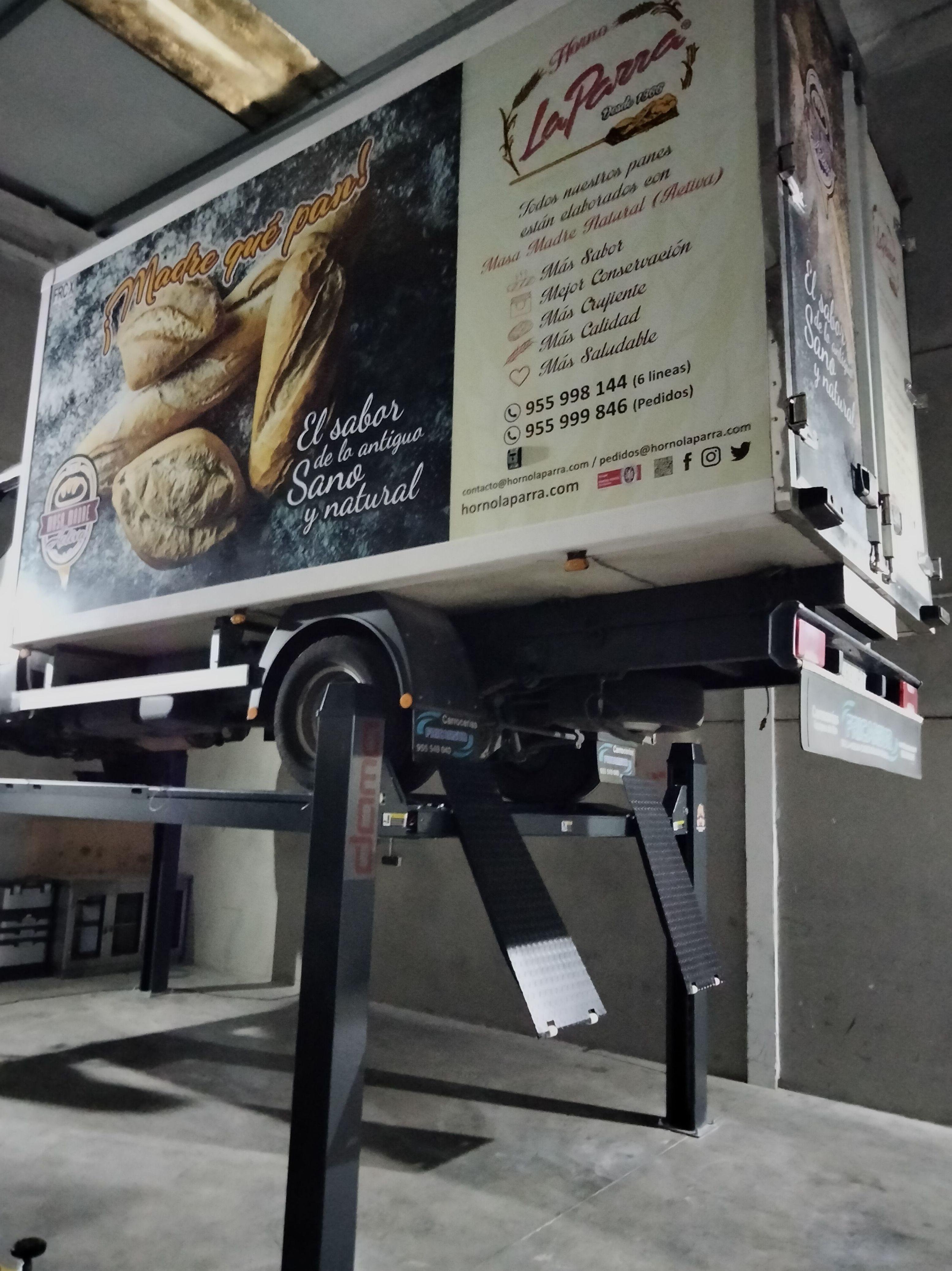 Foto 2 de Maquinaria para taller del automóvil en Valencina de la Concepción | Maquidosa, S.L.