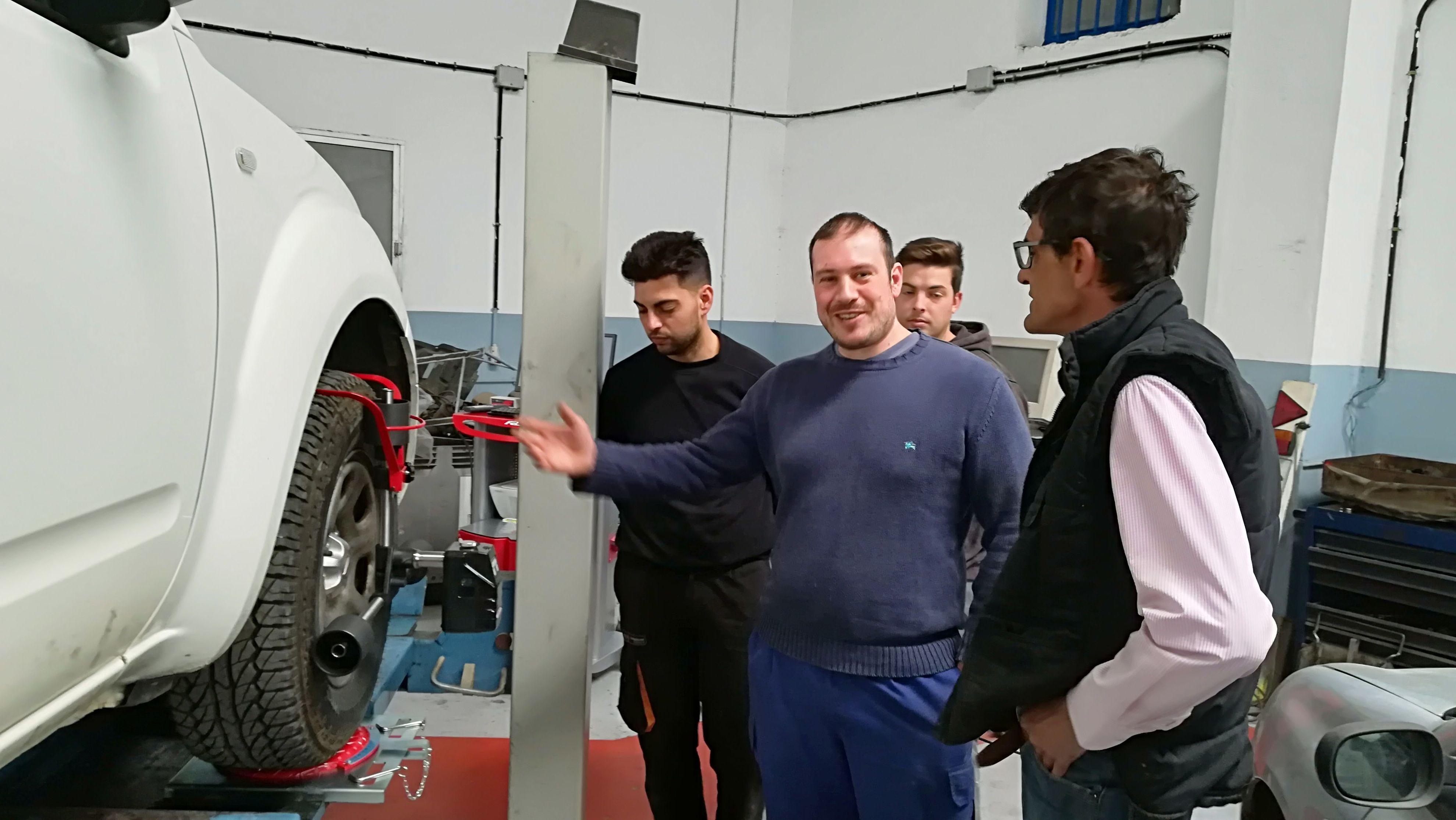 Foto 10 de Maquinaria para taller del automóvil en Valencina de la Concepción | Maquidosa, S.L.