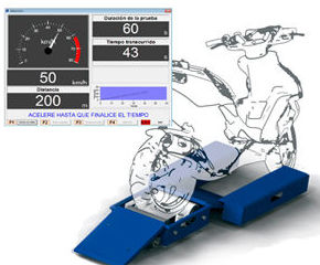 Velocimetro motos