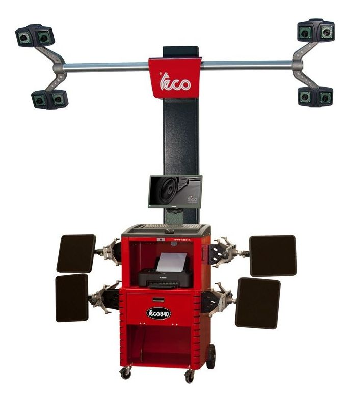 TECO 804 ALINEADOR 3D-8 CAMARAS: Productos de Maquidosa, S.L.