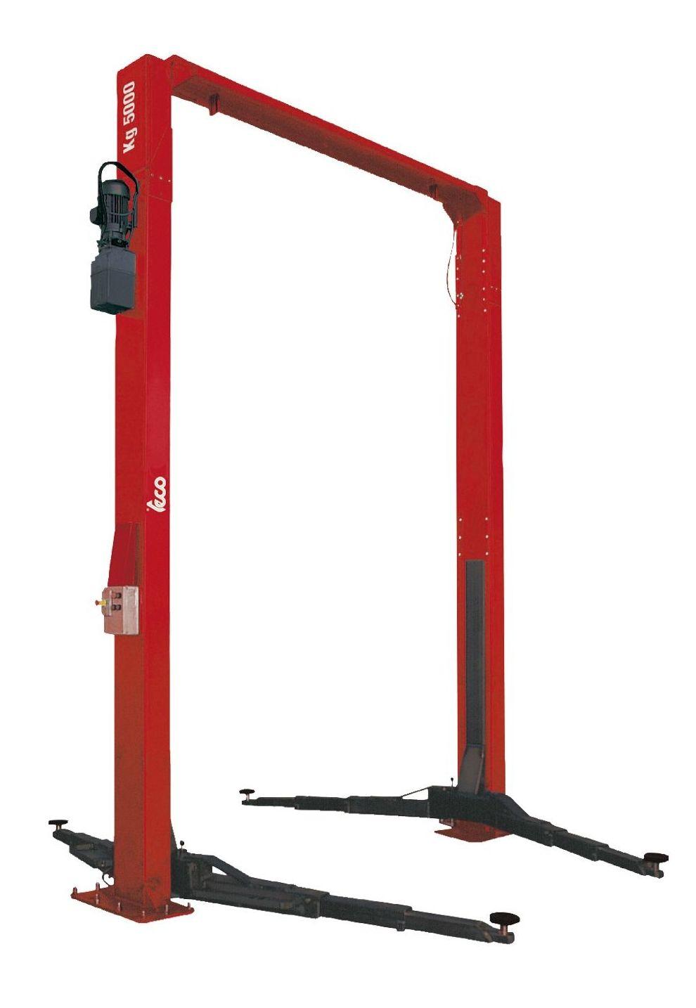 TECO H 5002 ELECTROHIDRAULICO SIN BASE (5000 Kg): Productos de Maquidosa, S.L.