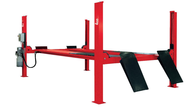 TECO 4004-5004 (4 columnas 4000 Kg y 5000 Kg): Productos de Maquidosa, S.L.