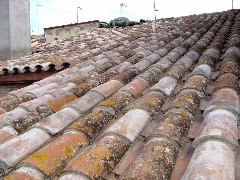 Rehabilitación de tejados en Terrassa
