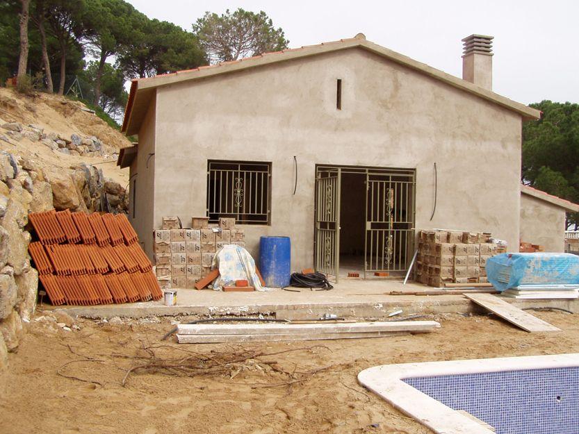 Construcción de casas en Terrassa