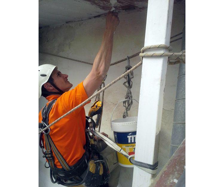 Empresas de trabajos verticales en Terrassa