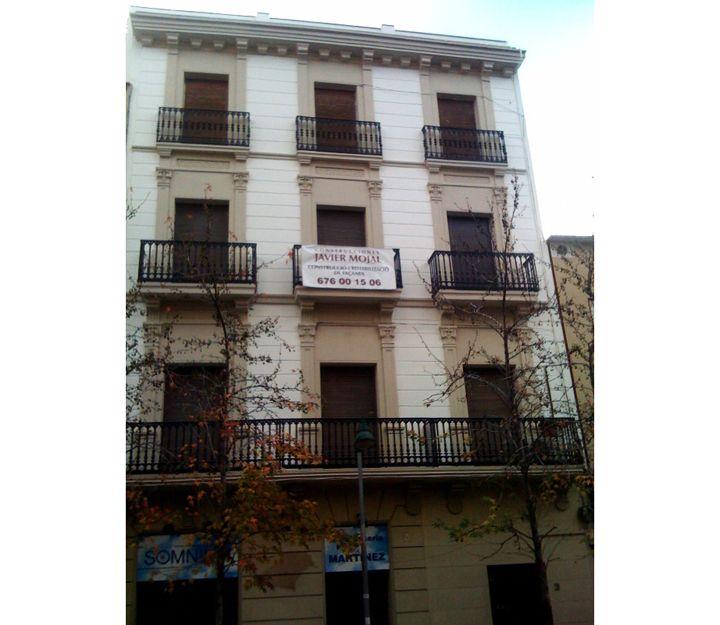 Restauraciones de fachadas en Terrassa