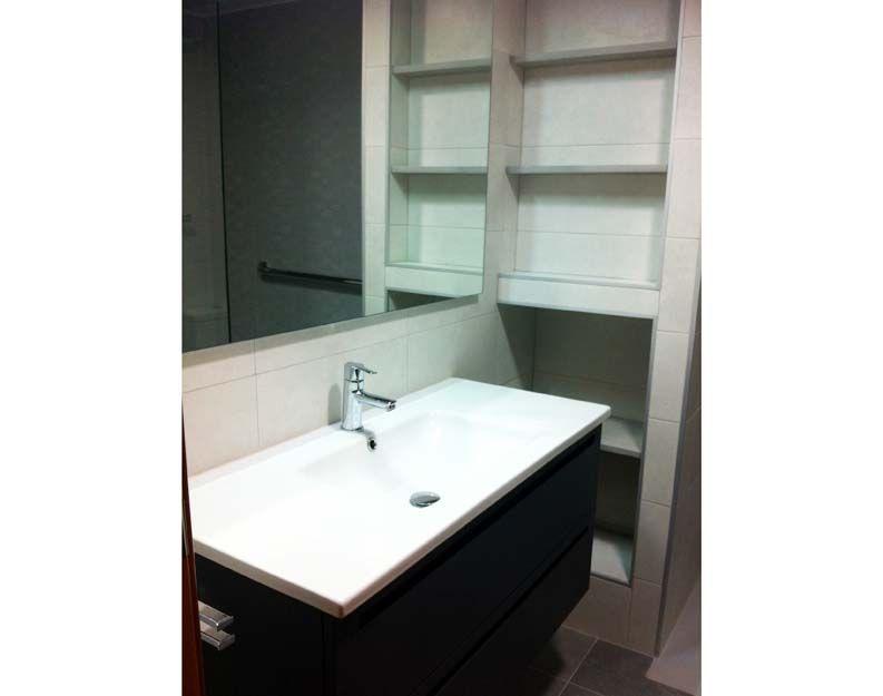 Reformas de baños en Terrassa