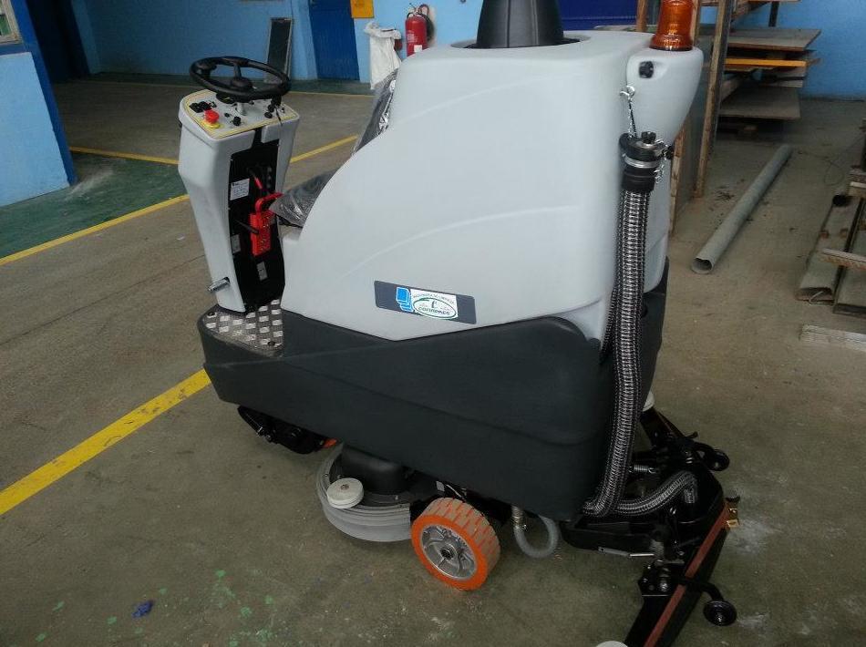Comapres, equipos de limpieza industrial