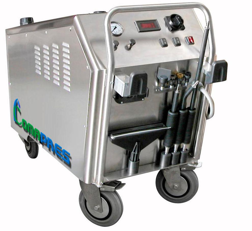 Venta y reparación de hidrolimpiadoras industriales