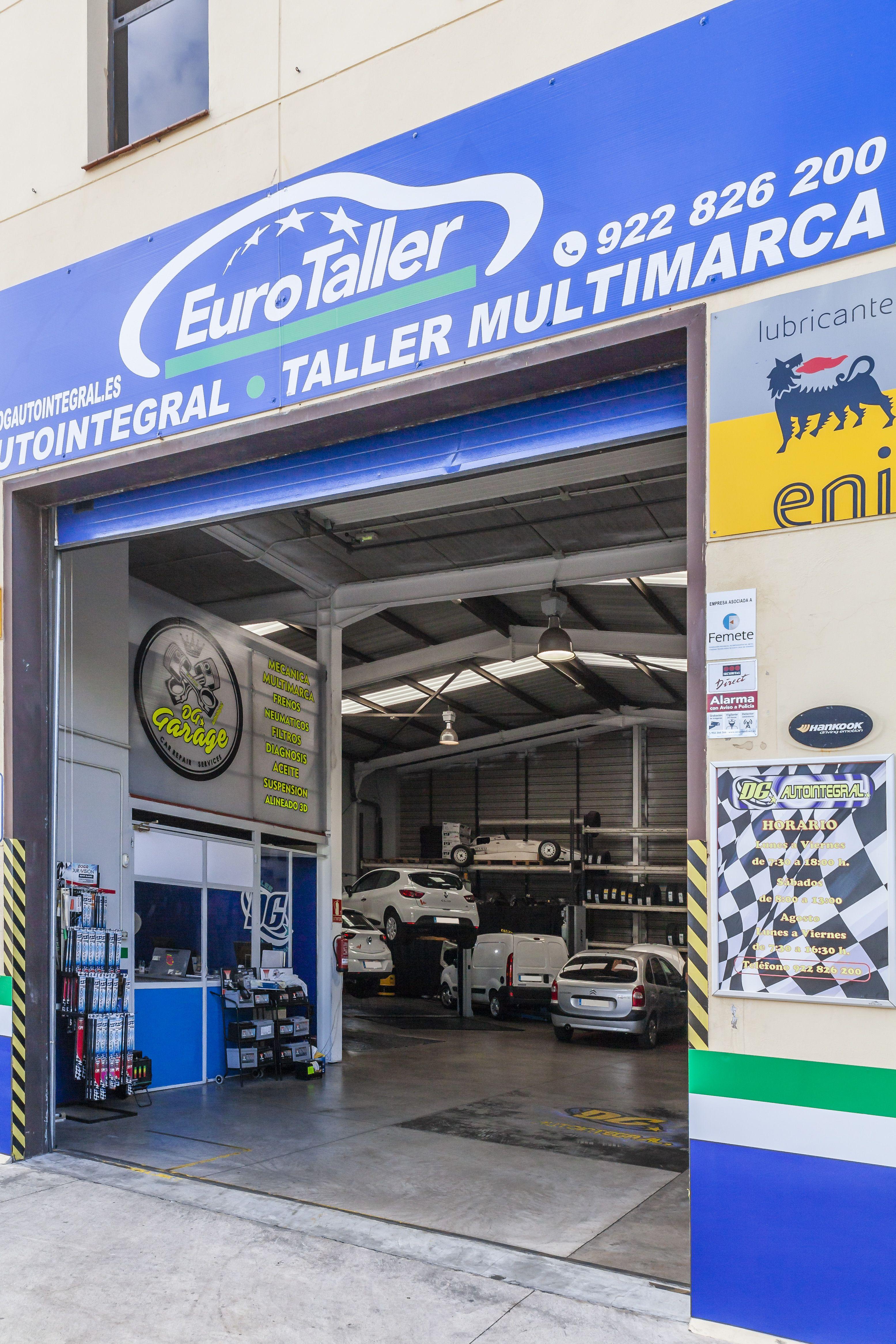 Foto 9 de Talleres de automóviles en Santa Cruz de Tenerife   DG Autointegral