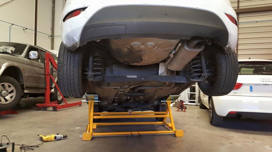 Mecánica en general y electricistas de automóviles