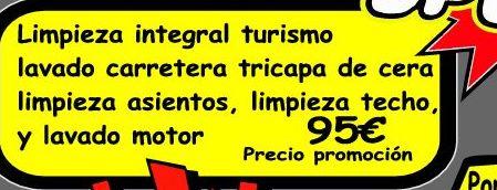 """""""OFERTA LIMPIEZA INTEGRAL TURISMO"""".: Servicios de DG Autointegral"""