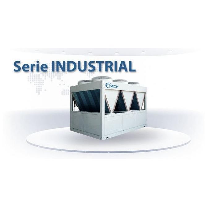 Serie Industrial: Aire Acondicionado y Estufas de Clima Confort Castilla