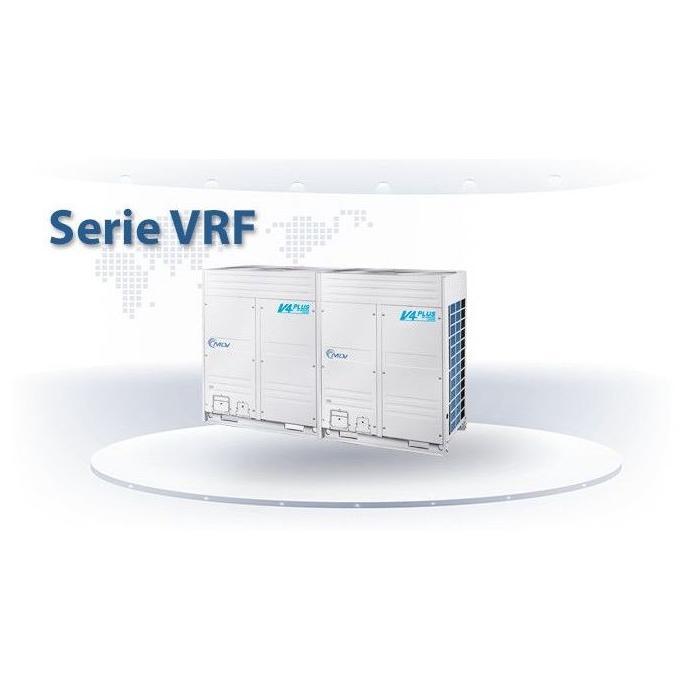 Serie VRF: Aire Acondicionado y Estufas de Clima Confort Castilla