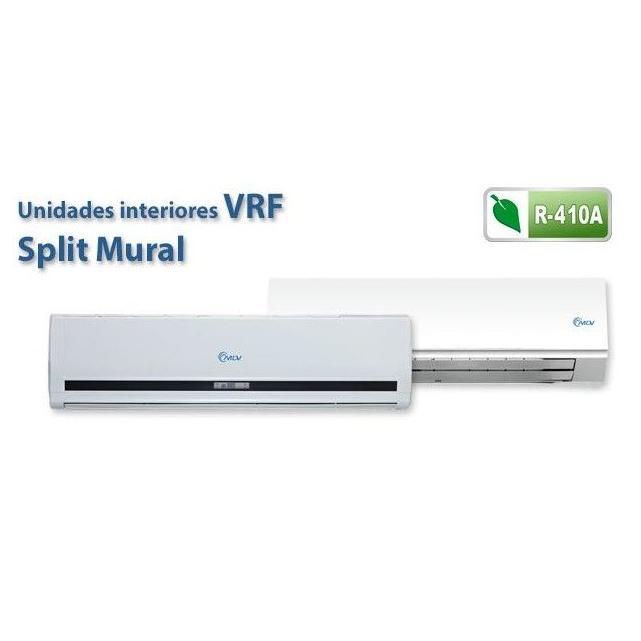 Unidades Interiores VRF: Split Mural: Aire Acondicionado y Estufas de Clima Confort Castilla