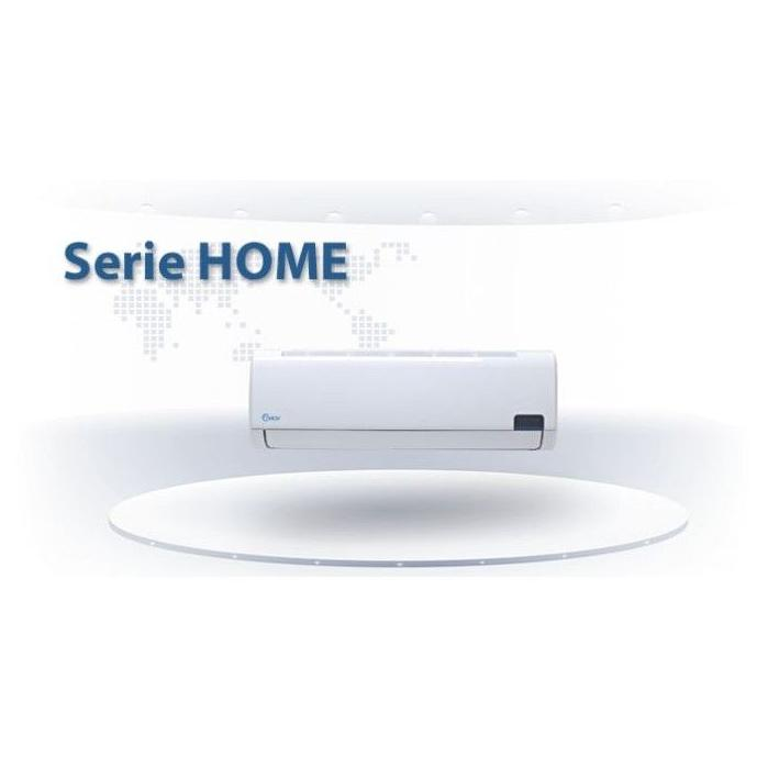 Serie Home: Aire Acondicionado y Estufas de Clima Confort Castilla